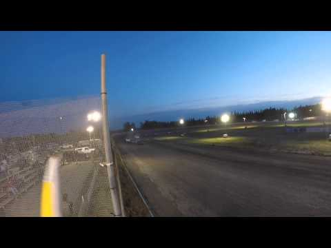Late Model Main Event - Twin City Raceway - 8/28/2015