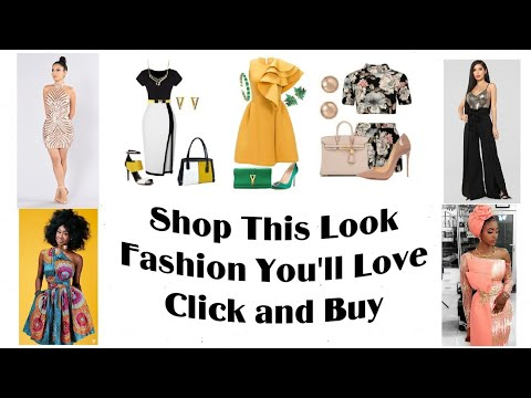 Shop This Look Channel Introduction || Fashion you'll love 😍