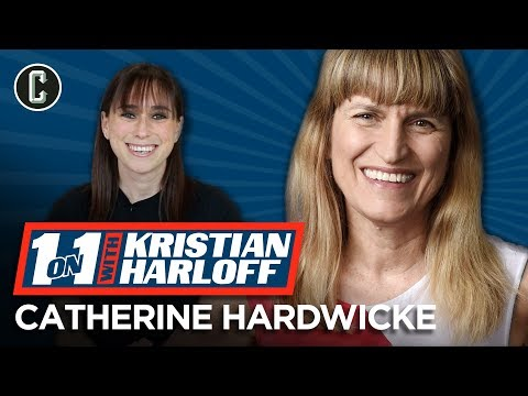 Catherine Hardwicke   1 on 1 with Kristian Harloff