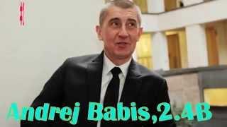 Top 5 Richest People in Czech Republic 2015