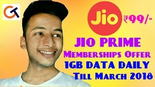 JIO PRIME MEMBERSHIP OFFER | JIO NEW YEAR OFFER EXTENDED TILL MARCH 2018
