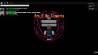 IM PICKACHU arc of element roblox #18