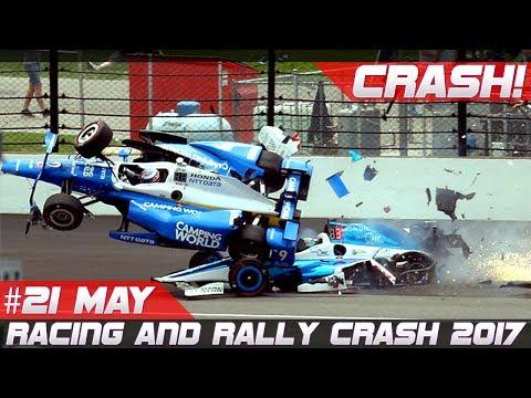 Racing and Rally Crash Compilation Week 21 May 2017