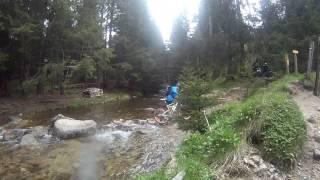 GR 7 - 23 05 2013 - Ruisseau Pueylong, montagne de l'Esperou