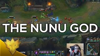 TSM Bjergsen & IMT WildTurtle - The Nunu God - NA Duo Queue Funny Moments & Highlights