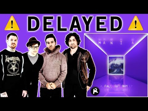The Problem With Fall Out Boy Delaying New Album MANIA
