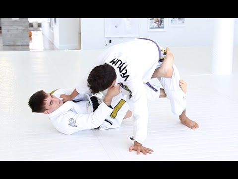 Gui Mendes | De La Riva X-Guard Lapel Variations | Art of Jiu Jitsu Academy