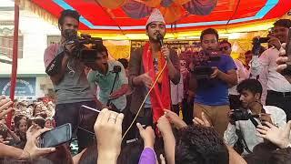 Nepal Idol Nishan bhattarai LIVE at itahari