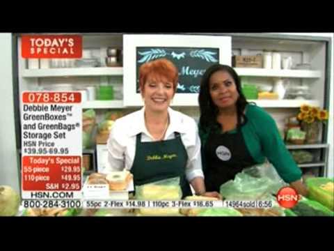 Debbie Meyer UltraLite GreenBoxes™ and Debbie Meyer GreenBags® Live Customer Testimonials