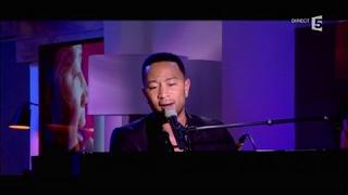 John Legend, en Live - C à vous - 27/03/2017