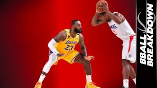Rusty LeBron Leads Lakers Over Kawhi In A Western Conference Finals Preview