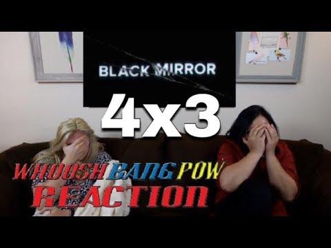 "Black Mirror 4x3 ""Crocodile"" Reaction and Recap"
