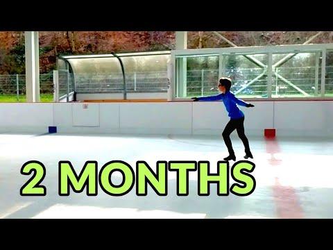 Adult Figure Skating Journey - The Beginnings (Nov 12, 2017 - Jan 19, 2018)