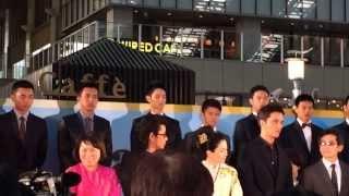 《感謝台灣》JR大阪駅 http://osakastationcity.com/en/ 大阪アジアン映...