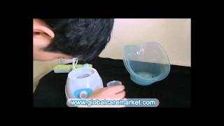 How to Use the U-Style Facial Steamer by Globalcaremarket.com