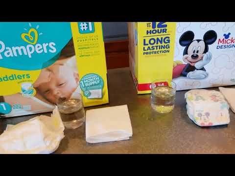 Pampers Vs. Huggies Performance And Quality