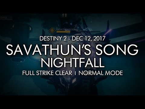 Destiny 2 - Solo Prestige Nightfall: The Inverted Spire (Warlock - Week 18, New Nightfall) from YouTube · Duration:  20 minutes 51 seconds