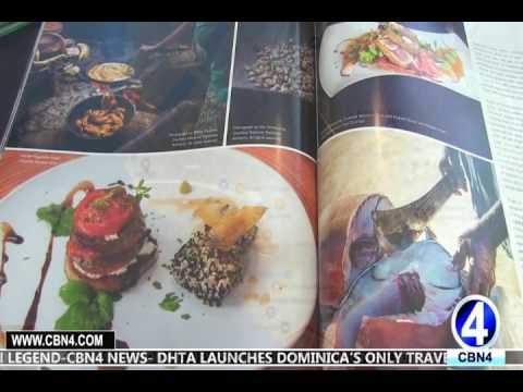 DHTA LAUNCHES DOMINICA'S ONLY TRAVEL MAGAZINE
