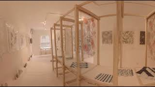 The House of Wallpaper - Chinoiserie Installation