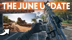 BATTLEFIELD 5 June Update: What Maps & Weapons Will We Get?