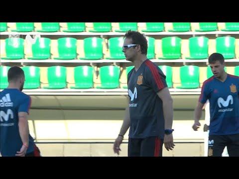 spanischer nationaltrainer
