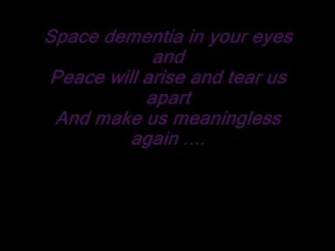 Space Dementia by Muse Lyrics  YouTube