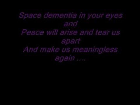 Space Dementia  Muse Lyrics