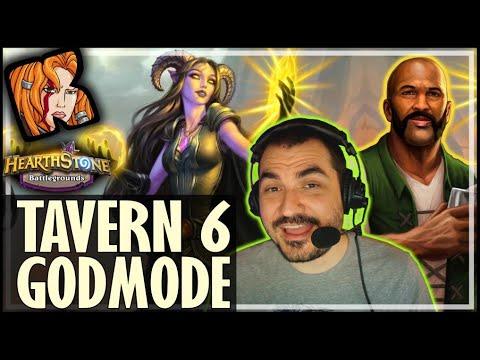 Download LUCKY ON TAVERN 6 = GODMODE! - Hearthstone Battlegrounds