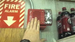 Simplex 4004 Fire Alarm System Test 4