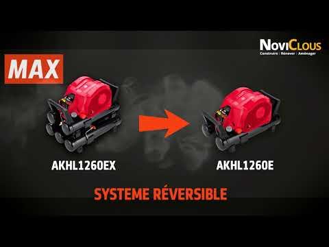 NOVICLOUS | Compresseur MAX AKHL1260E