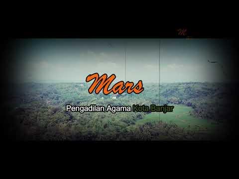 Mars Pengadilan Agama Kota Banjar (Official Video Klip)