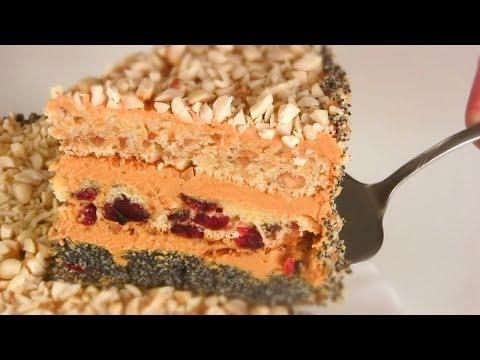Торт СТАКАННИК /  Очень вкусный Торт со сгущенкой