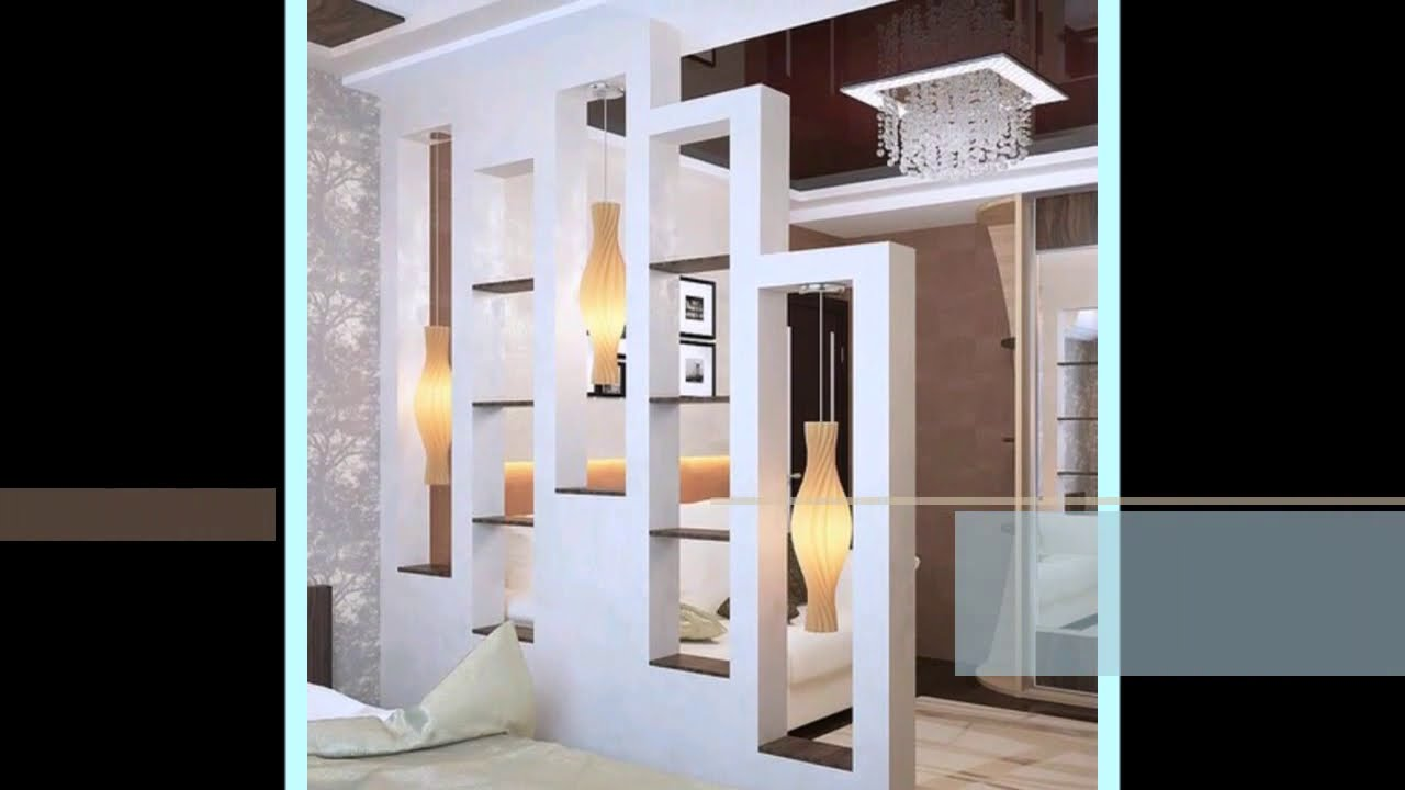 2019 Modern Beautiful Wooden Metal Divider And Partition For Kitchen Living Room Wall Design Youtube