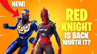 Is Red Knight Worth It? *NEW* Criterion Skin! Fortnite Battle Royale Daily Items Update