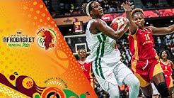 Senegal v Mozambique - Highlights - Semi-Finals - FIBA Women's AfroBasket 2019