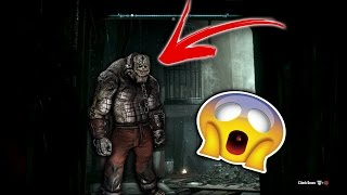 Batman: Arkham Knight - Killer Croc Easter Egg!