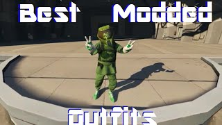 50 Modded Outfits   Showcase #5   GTA 5 Online