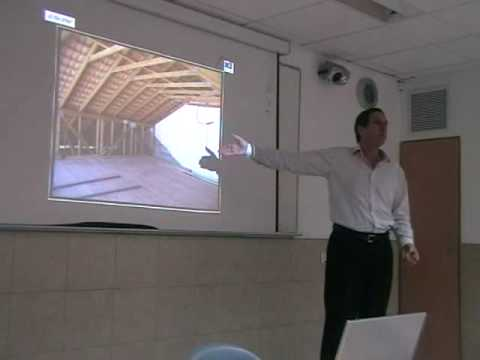 (2) תכנון גגות לפי התקן - היתרונות בתכנון נכון של גגות