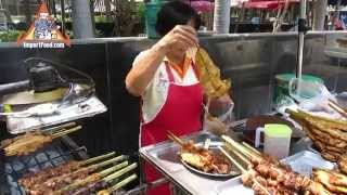 Street Vendor Conversations / Thai Barbecue Chicken