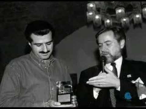 AnNahar presents The life of Gebran Tueni 1957-2005