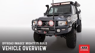 Vehicle Overview | Offroad Images' Mighty 79 Build