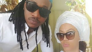 Meet Actress Nadia Buari Brother who is also part of her new movie
