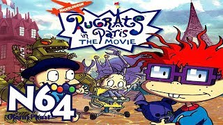 Rugrats In Paris : The Movie - Nintendo 64 Review - HD(My Facebook Page - http://www.facebook.com/glenntendo Rugrats In Paris The Movie review on the nintendo 64. Recorded using a dazzle and on original real ..., 2014-12-16T19:35:15.000Z)