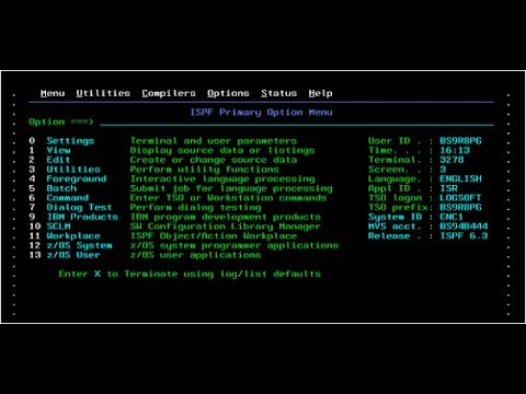 MVS on Hercules - Getting data in and out of the mainframe