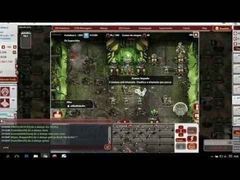 Command & ConquerTiberium alliances Firestrom 1 End Game by Praetorians |