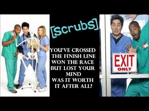 Scrubs Superman karaoke