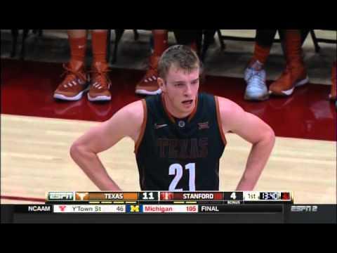 Basketball 2015 - Texas @ Stanford