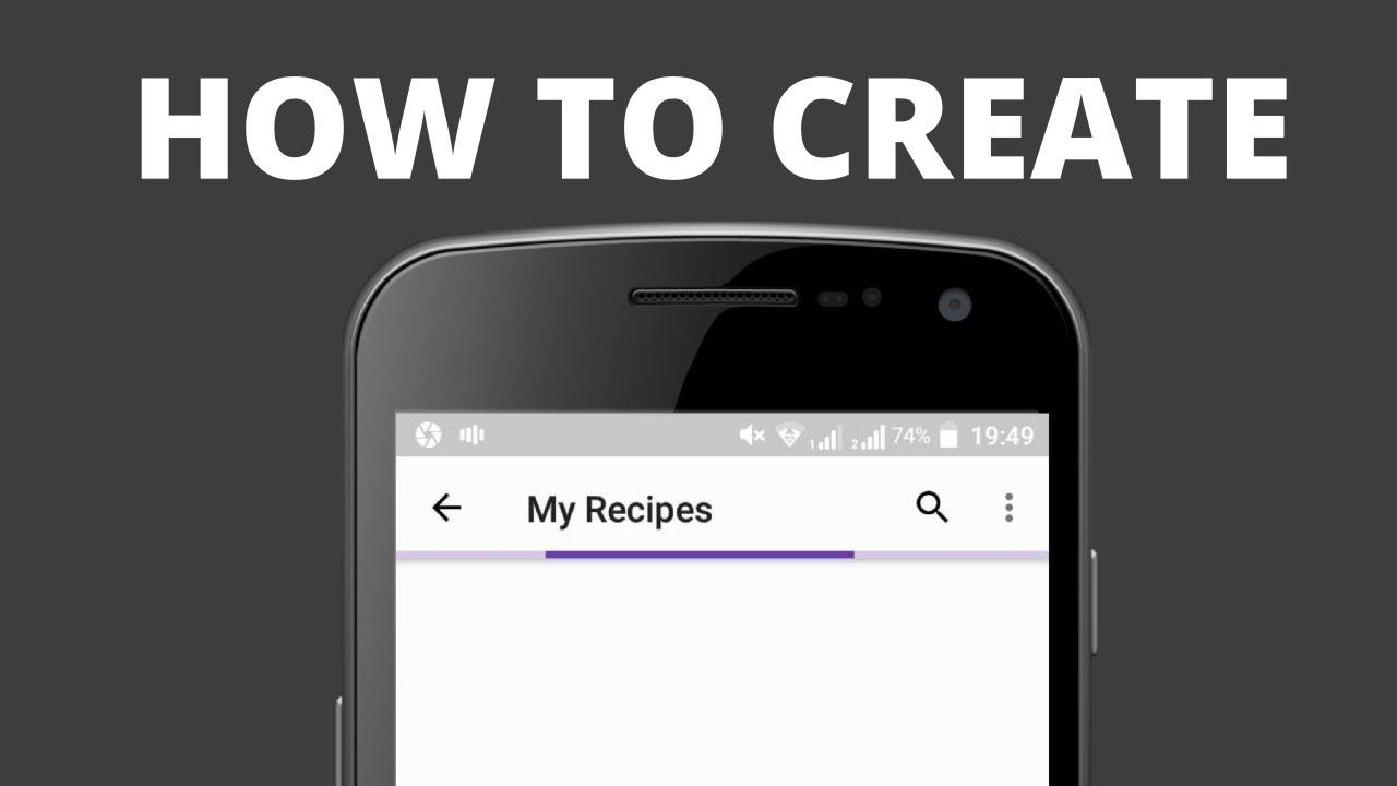Android Tutorial - How to Create a Horizontal Progressbar below Toolbar