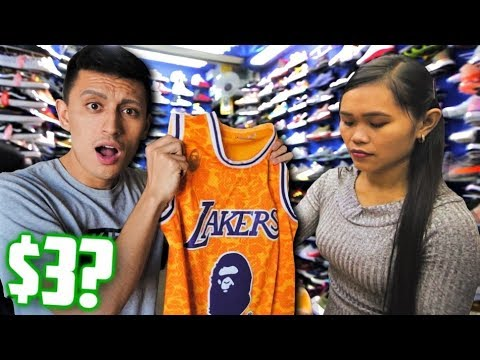 Philippines FAKE MARKET SPREE! DIVISORIA and GREENHILLS! (Manila)