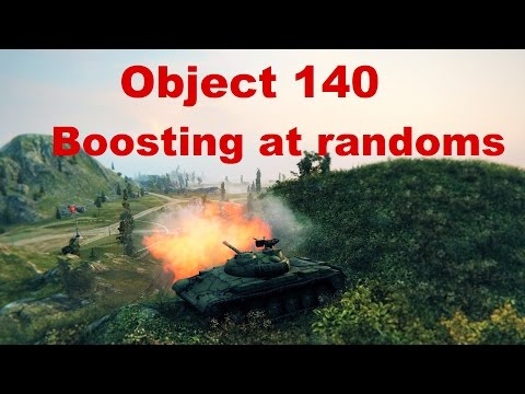 Random Style #3 - Object 140 boosting at mines :)